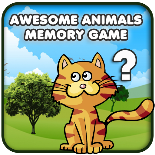 Awesome Animals Memory Game 解謎 App LOGO-APP試玩