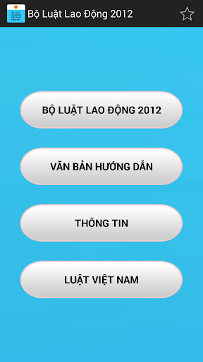Bo luat Lao dong Viet Nam