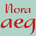 ITC Nora FlipFont icon