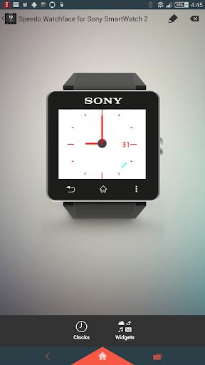Speedo Clock2 for SmartWatch 2