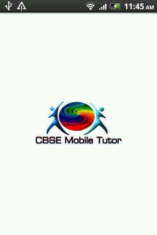 CBSE Mobile Tutor