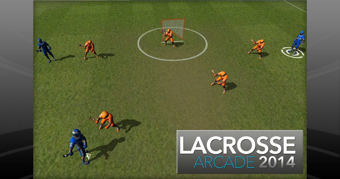 Lacrosse Arcade- screenshot