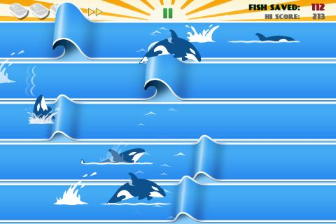 Fish Odyssey- screenshot