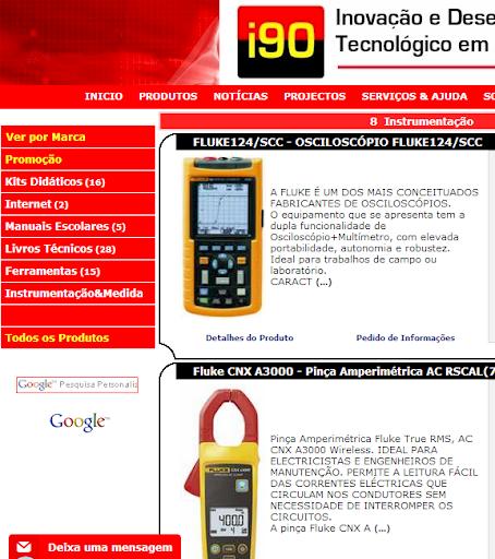 i90 - Inovação