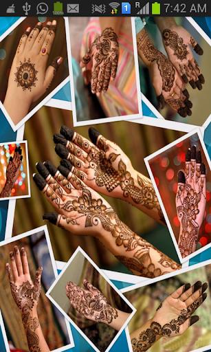 Latest Mehandi Designs 2015
