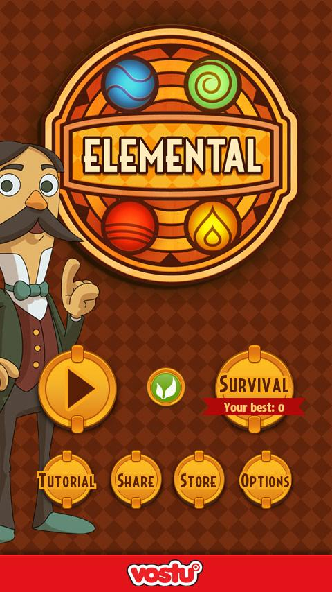 Elemental Full - screenshot