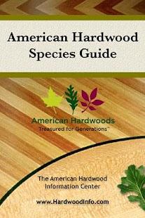 American Hardwood SpeciesGuide- screenshot thumbnail