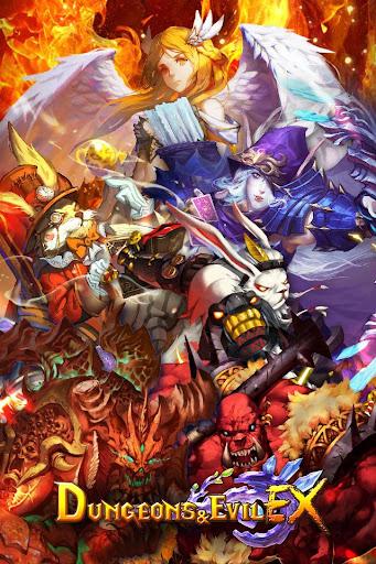 Dungeons Evil EX