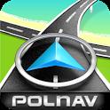 Polnav mobile icon