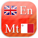 English - Maltese flashcards icon