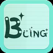 Bling Font for Flipfont Free