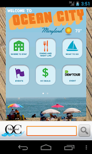 Ocean City, MD - Official App - screenshot thumbnail