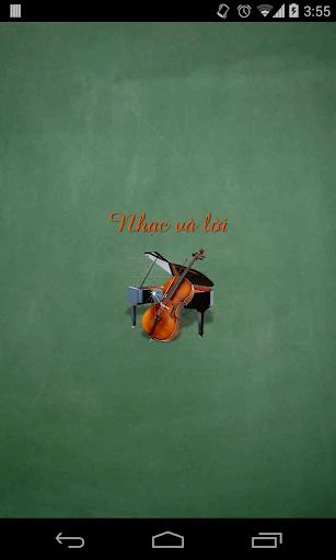 Nhạc và lời