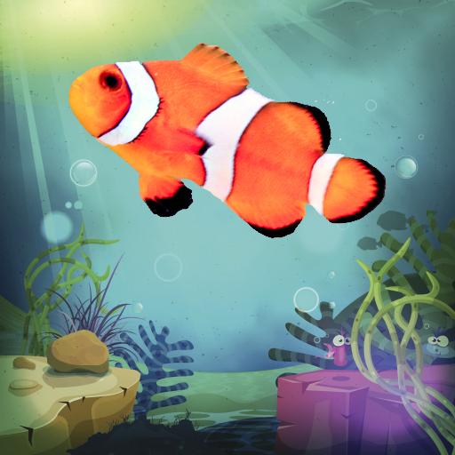 魚類的幼兒 LOGO-APP點子