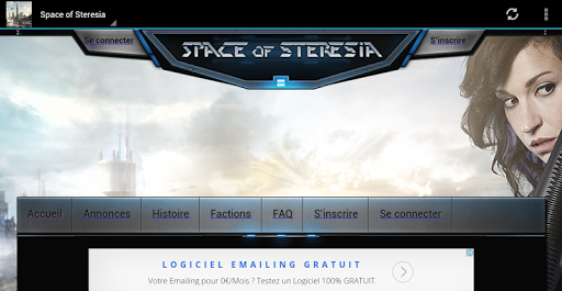Space of Steresia