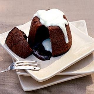 Melting Chocolate Puddings Recipe