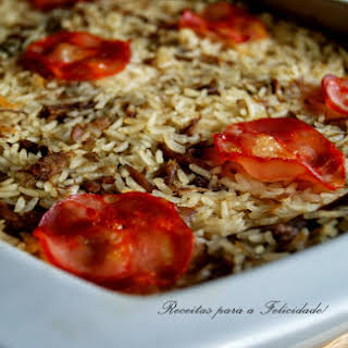 Duck Rice.