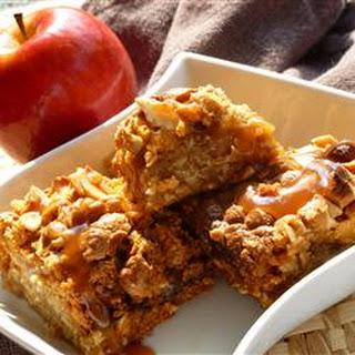 Apple Butterscotch Bars