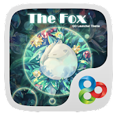 Fox GO Launcher Live Theme
