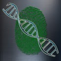 DNA ID Finger Scanner logo