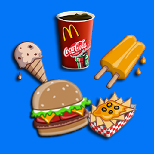 Memory Game For KidsFast Food
