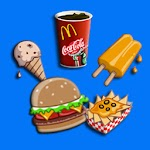 Memory Game For Kids-Fast Food 1.5 Apk