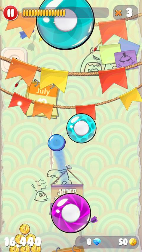 Jelly Jumpers - screenshot