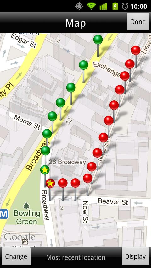 Phone Tracker for Android - screenshot