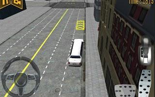 Screenshot of Limousine 3D Driver Simulator