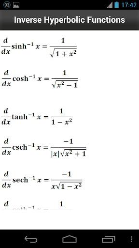 【免費書籍App】微積分公式-APP點子