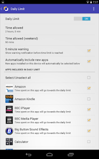 Screen Time Parental Control - screenshot thumbnail
