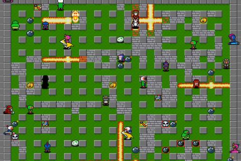 【免費策略App】Bomber Man 2015 : Evolution-APP點子
