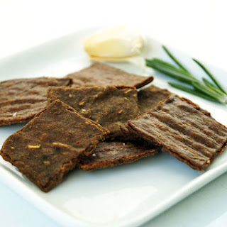Perfect Paleo Plantain Flour Crackers