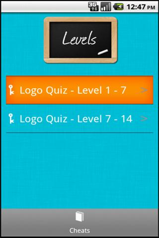 Answers For Logo Quiz- screenshot