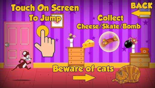 玩免費冒險APP|下載チーズに対するラットを実行 app不用錢|硬是要APP