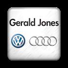 Gerald Jones VW Audi icon
