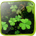 3D Lucky Clover icon