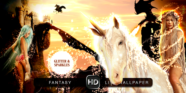 FANTASY LIVE WALLPAPER FREE - screenshot thumbnail
