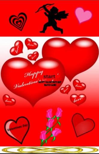 Happy Valentines Day Match 2