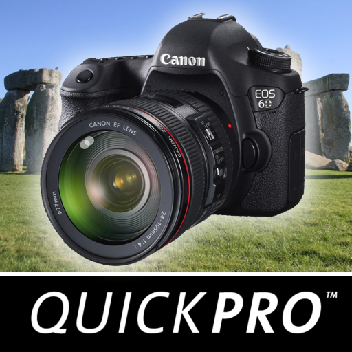 Guide to Canon 6D Beyond 攝影 App LOGO-APP開箱王