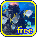 AQUARIUM HD LIVE WALLPAPER icon