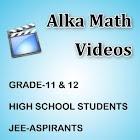 Alka Math Videos icon