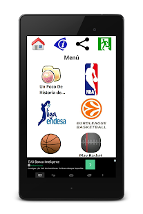 BasketAll Baloncesto- screenshot thumbnail