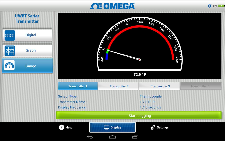 OMEGA-UWBT 24