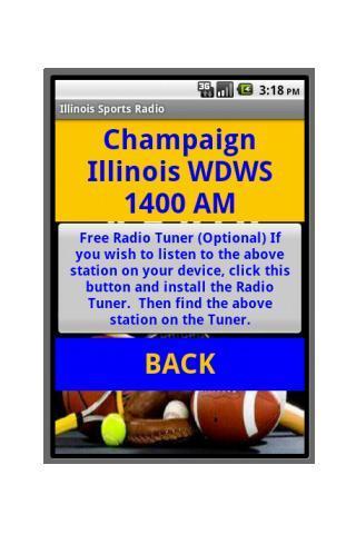 【免費運動App】Illinois Football Radio-APP點子