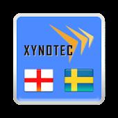 English<->Swedish Dictionary