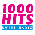 1000 HITS Sweet Radio logo