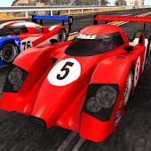 LeMans Race racing rival