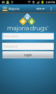 Majoria Drug- screenshot thumbnail