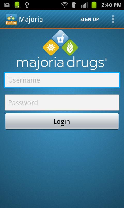 Majoria Drug- screenshot